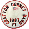Grafton Cornet Band Drum