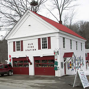 Old Fire Station, Main Street, Grafton, Vermont